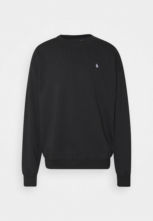 ERITH CREW - Sweatshirt - black