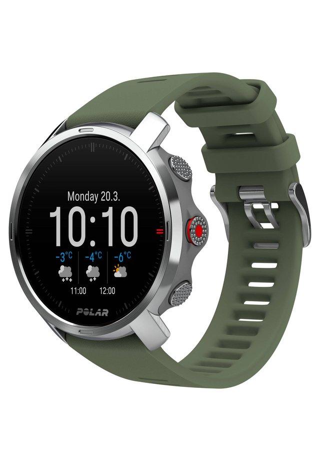 Digital watch - grün (400)