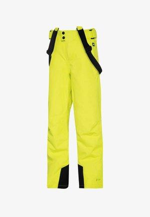 BORK - Snow pants - green glow