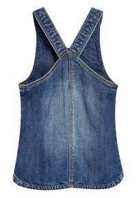 Next - Denim dress - blue denim - 1