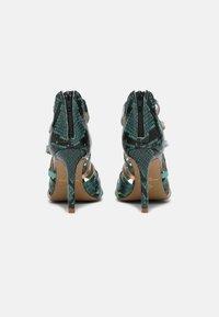 San Marina - NITORA MUSA - High heeled sandals - lagon - 4