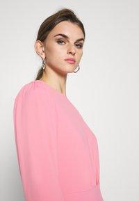 ICHI - KIRSTA - Jersey dress - wild rose - 4