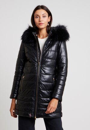 MARIA LUXE - Winter coat - black