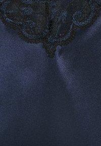 La Perla - TOUCH SHORT  - Pyjama set - dark night - 4