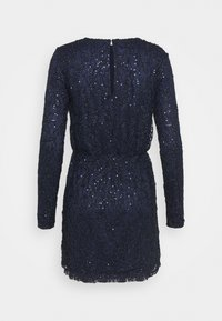 Nly by Nelly - SEQUIN DRESS - Cocktail dress / Party dress - blue - 1