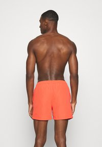 Jack & Jones - JWHMALIBU JJSWIM SOLID - Swimming shorts - hot coral - 1