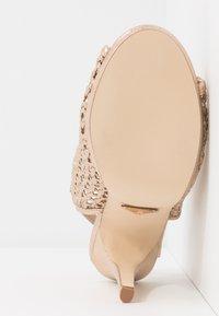 Laura Biagiotti - Sandaler med høye hæler - star light gold - 6