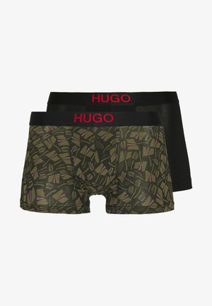 TRUNK BROTHER 2 PACK - Pants - open green