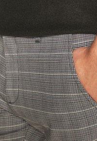 Gabba - PISA PETIT CHECK - Trousers - brown - 6