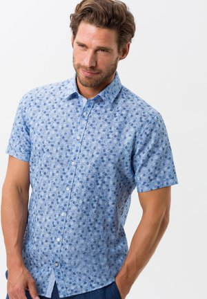 STYLE KRIS - Shirt - blue flower