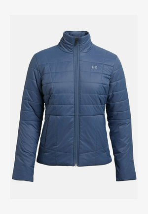 INSULATED JACKET - Winter jacket - mineral blue