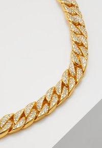 Urban Classics - BIG BRACELET WITH STONES - Armband - gold-coloured - 5