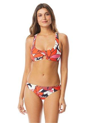 WILD LOTUS - Bikini top - multi