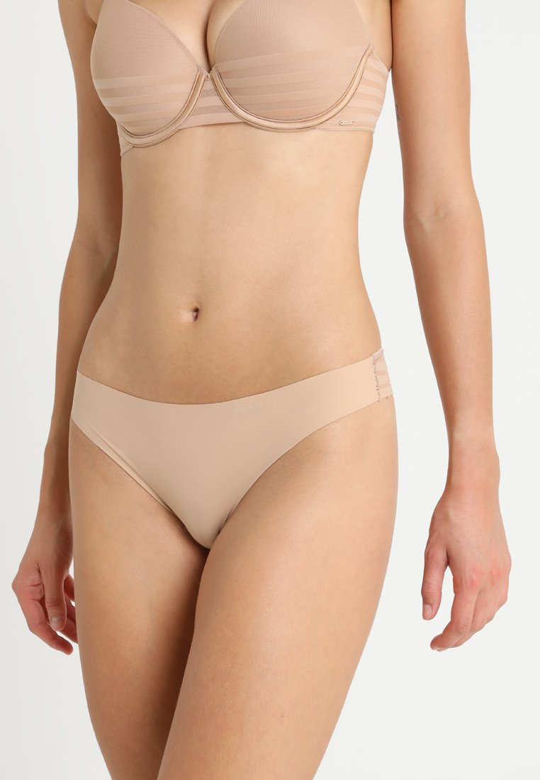 DKNY Intimates - THONG MODERN LINES - String - glow