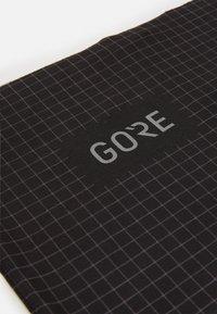 Gore Wear - GORE® WEAR GRID NECKWARMER UNISEX - Schlauchschal - black/urban grey - 2