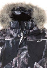 Molo - POLARIS  - Snowsuit - black - 5