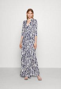 Diane von Furstenberg - ABIGAIL - Maxi dress - navy - 0
