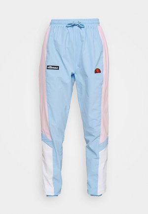 EULALIA TRACK PANT - Tracksuit bottoms - light blue