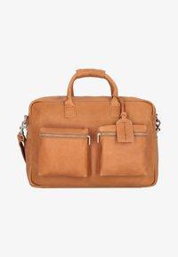 Cowboysbag - THE COLLEGE - Briefcase - tobacco - 0
