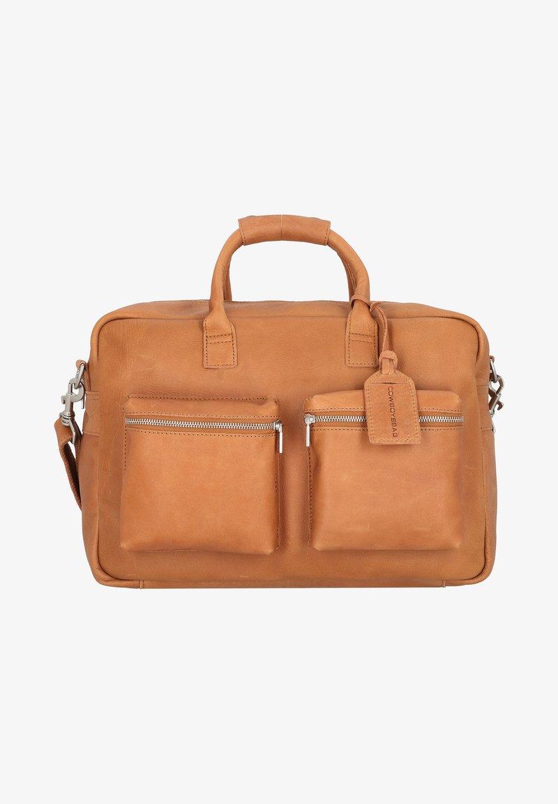 Cowboysbag - THE COLLEGE - Briefcase - tobacco