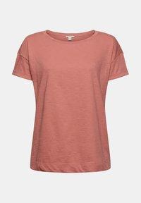 Esprit - Basic T-shirt - blush - 9