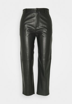 TROUSERS KAT - Trousers - black