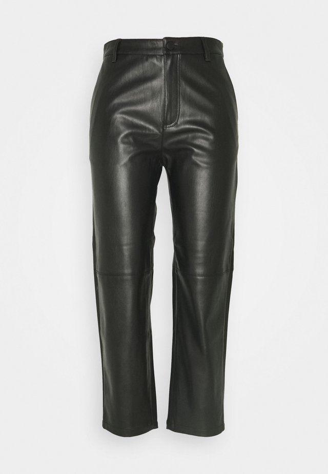 TROUSERS KAT - Broek - black