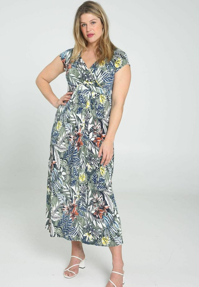 Vestito lungo - khaki