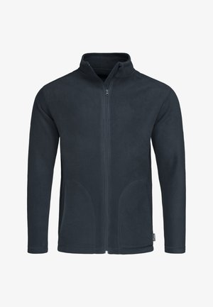 Fleece jacket - blue midnight