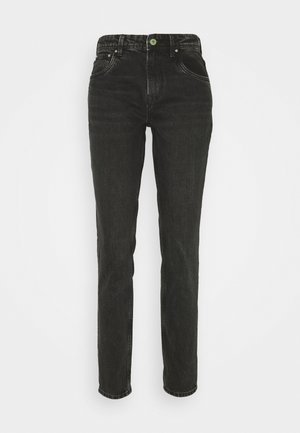 VIOLET - Džíny Relaxed Fit - black denim