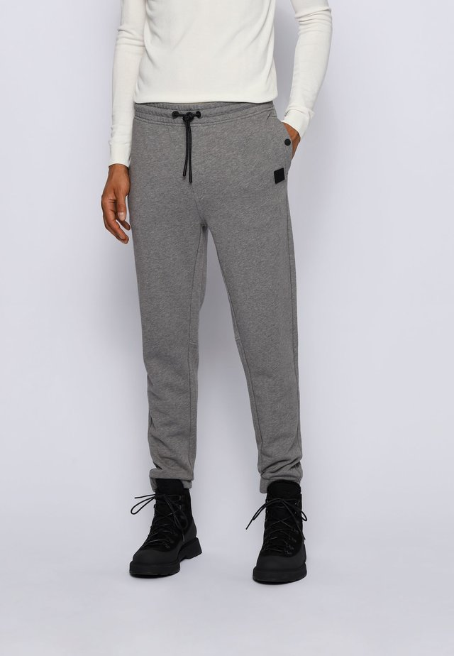 SKYMAN  - Tracksuit bottoms - light grey
