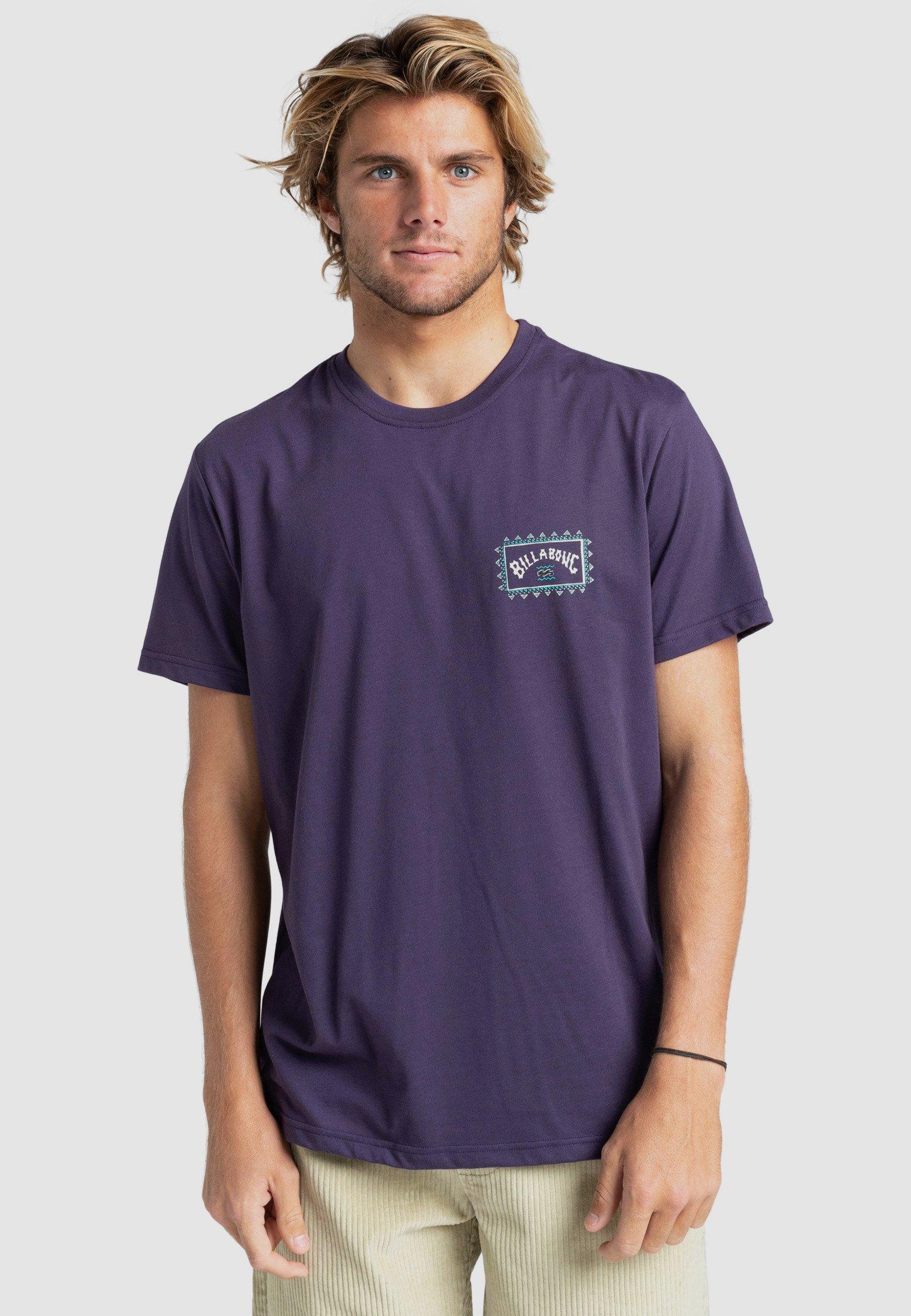 Homme ADVENTURE DIVISION ARCH WAVE - T-shirt imprimé