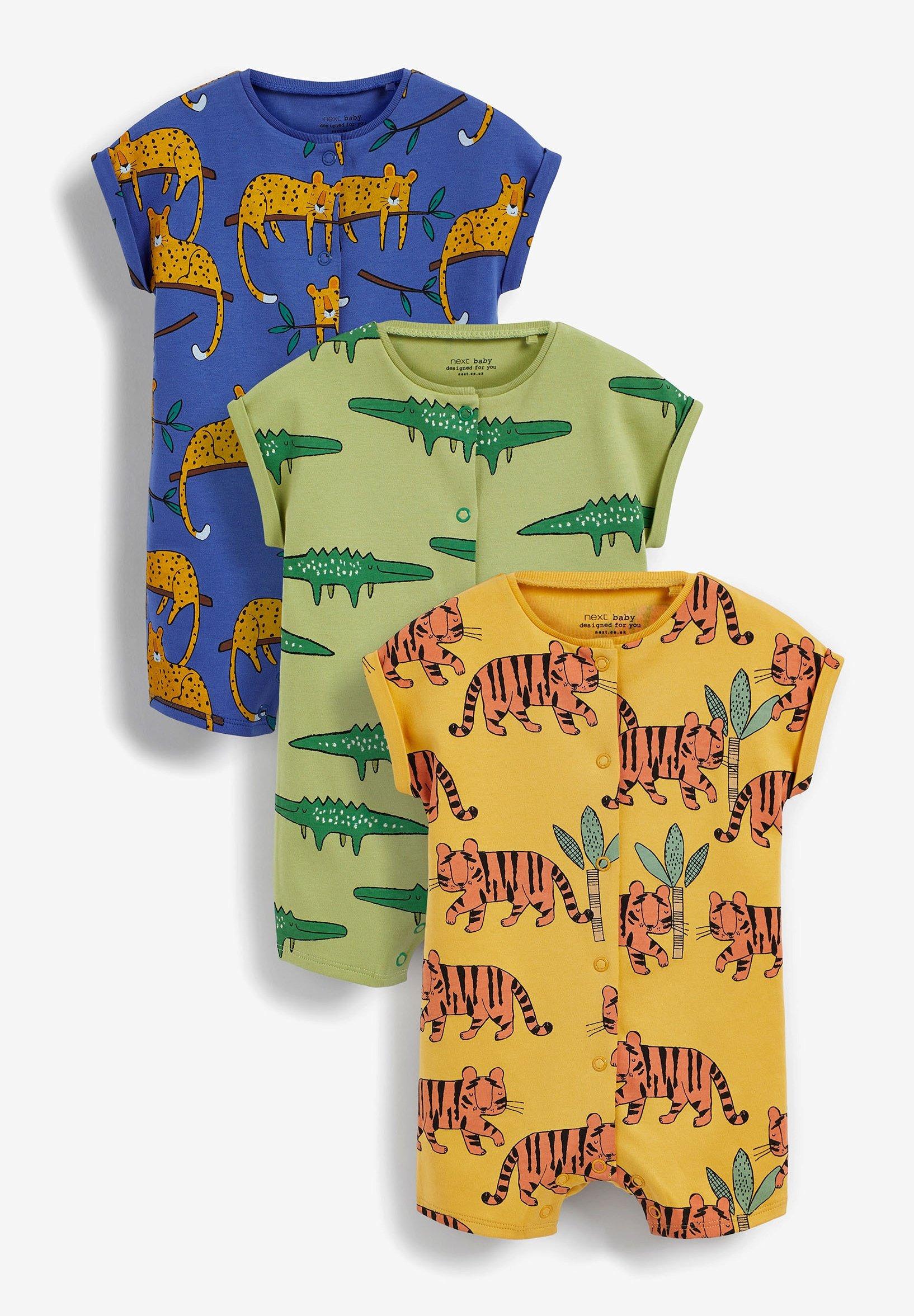 Kinder 3 PACK PRINTED POPPER - Jumpsuit