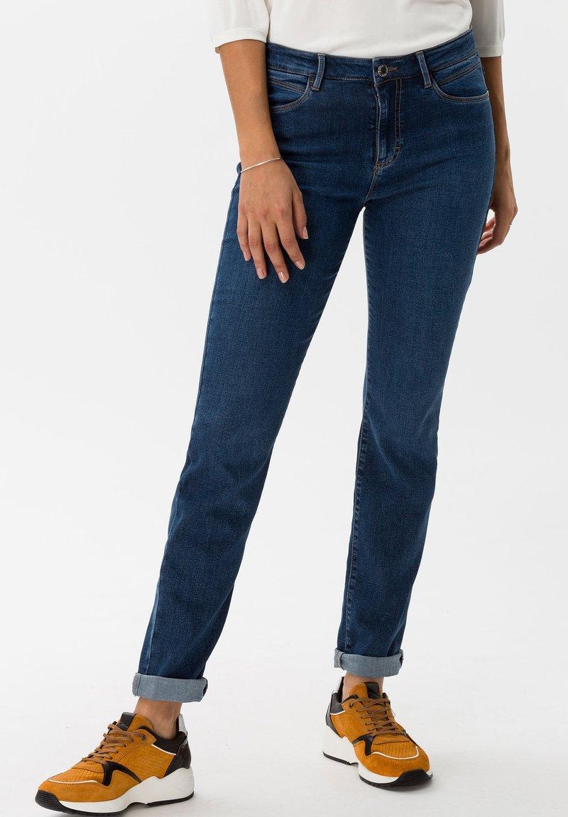 BRAX - STYLE SHAKIRA - Jeans Skinny - slightly used regular blue