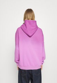 Grimey - FRENZY GRADIENT HOODIE UNISEX  - Sweatshirt - purple - 2