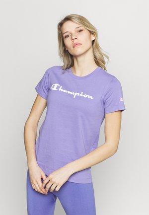 CREWNECK - Printtipaita - purple