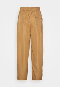 Sixth June - WIDE PANTS - Trousers - camel - 1
