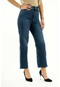 Levi's® - Straight leg jeans - bleu - 0