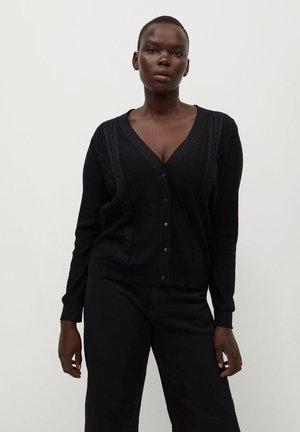 TWINSET - Cardigan - noir