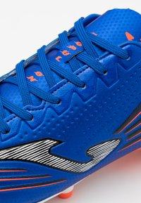 Joma - PROPULSION - Voetbalschoenen met kunststof noppen - blue - 5