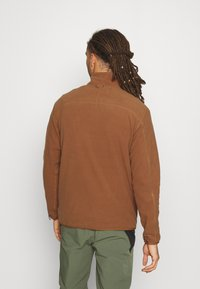 The North Face - GLACIER FULL ZIP - Fleece jacket - pinecone brown - 2