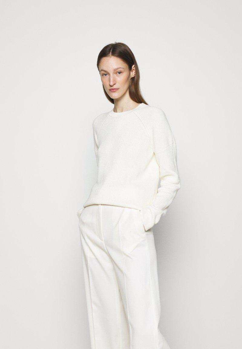 Filippa K - MARIE - Jumper - white chal