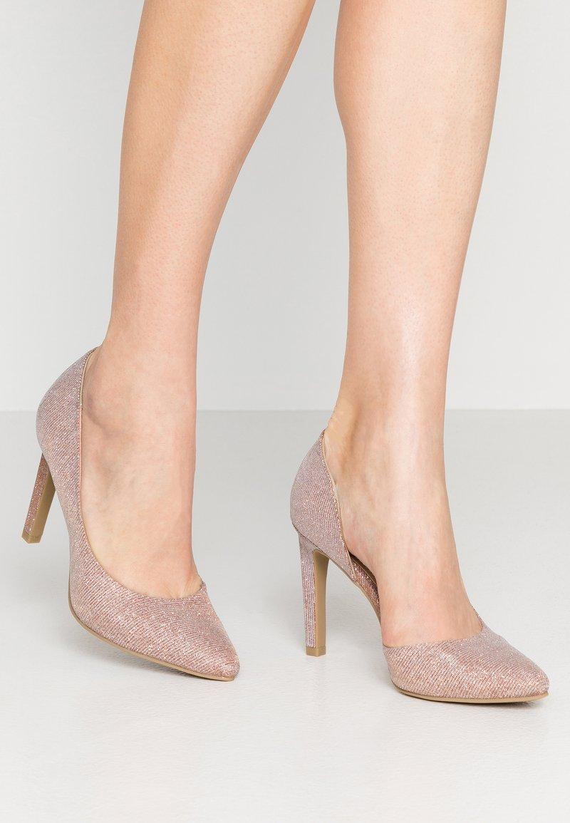 Marco Tozzi - High heels - rose metallic