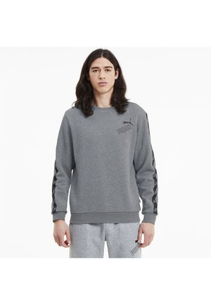 Sweatshirt - medium gray heather