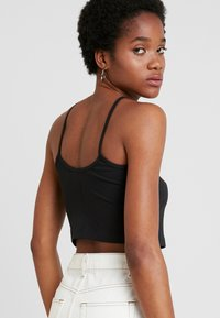 Nike Sportswear - AIR TANK - Top - black - 2