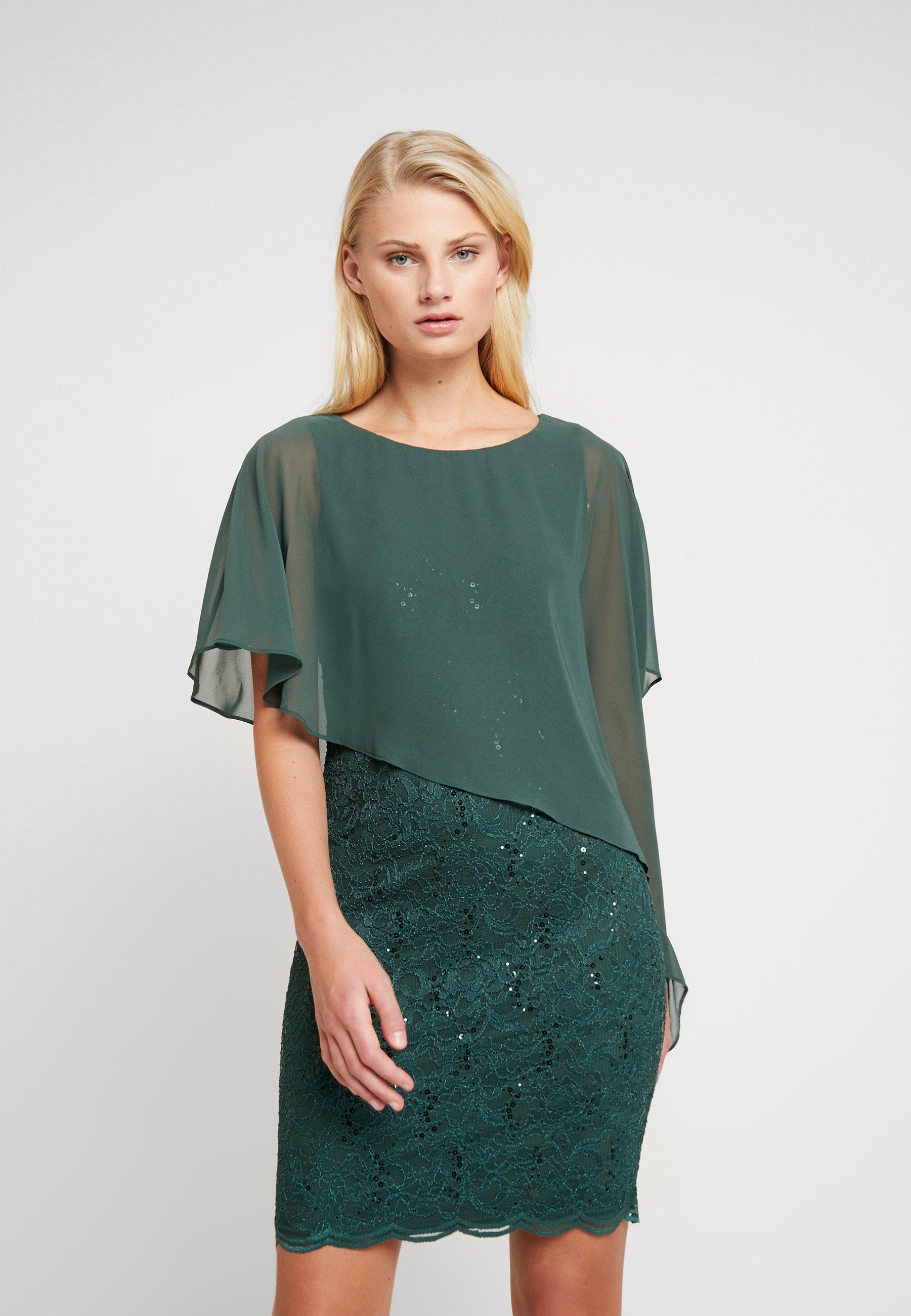 Cocktailkleid/festliches Kleid - grün
