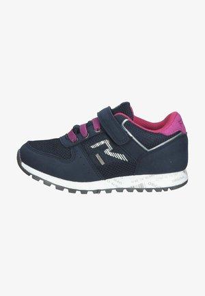 Sneakersy niskie - atlant/ciclam/silver