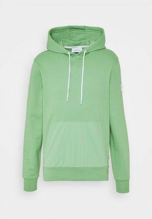 POCKET HOODIE - Hoodie - green
