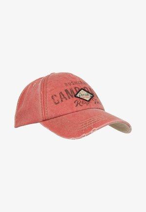 Cap - redwood