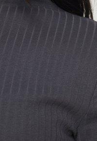 Even&Odd - Top sdlouhým rukávem - dark grey - 4